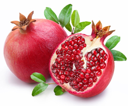 Top 8 daily fruits for pregnancy-pomegranate