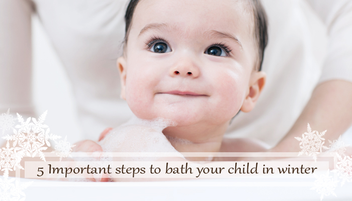 5-Important-steps-to-bath-your-child-in-winter-Tipsmom